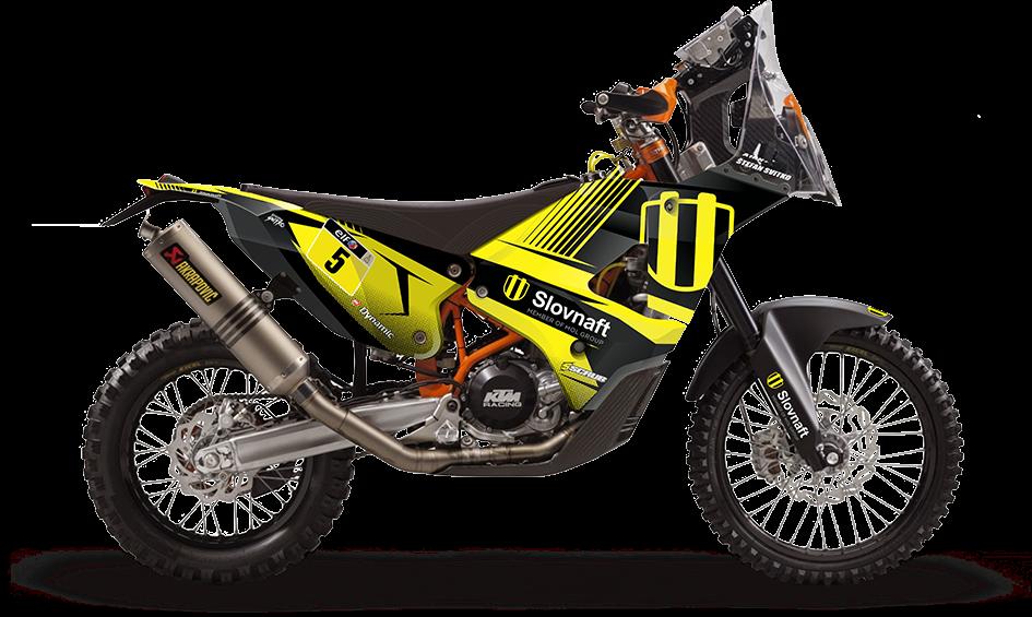 >KTM Rally Replica 450