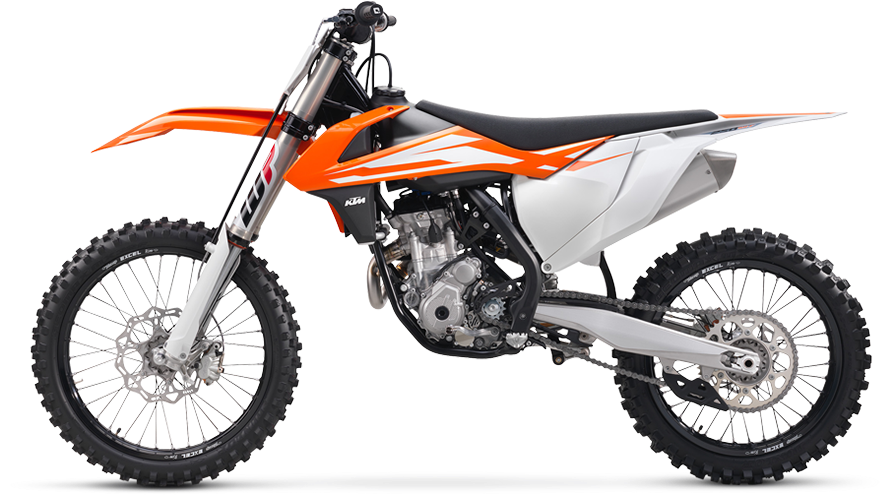 >KTM 250 EXC 2017
