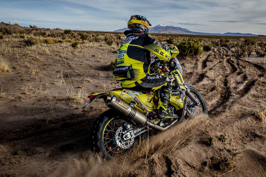 Rally Dakar 2017 | Búrka preverí každého jazdca