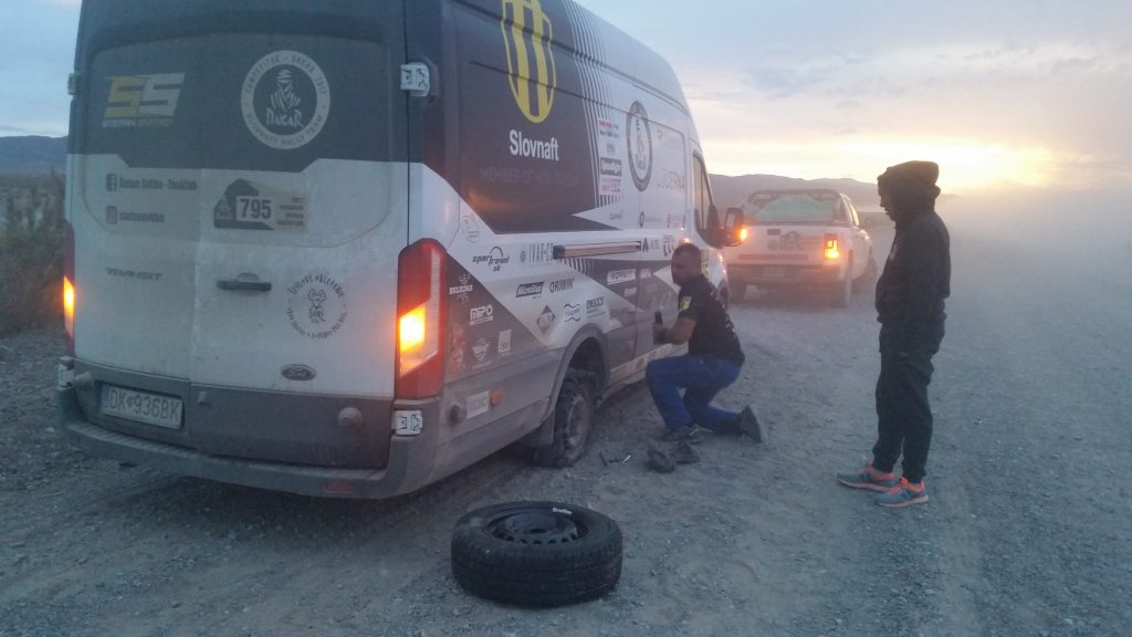 Rally Dakar 2017 | Zakliaty karavan