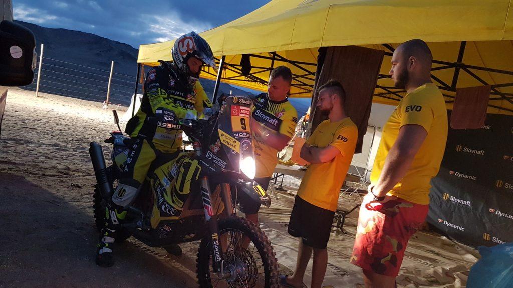 Dakar 2018 | Dominik & Dominik